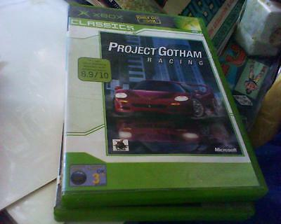 Xbox Game Version Of Project Gotham Complete