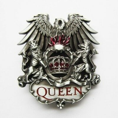 QUEEN -  music rock band removable BELT BUCKLE
