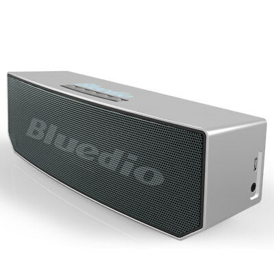 New Bluedio BS-5 Portable Bluetooth Speaker Stereo Rechargeable For Mobile Phone