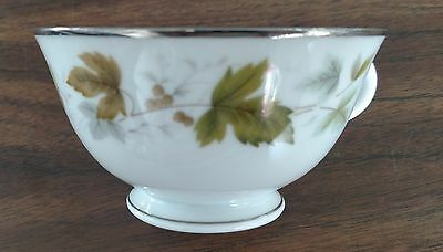 Harmony House Saxony 3695 Fine China Japan Cup ONLY White Green Ivy