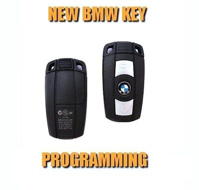 Bmw 6 Series E64 2004 - 2010 New Key And Programming Included