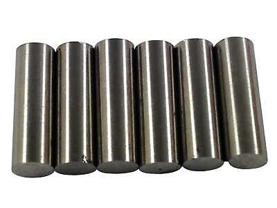 Alnico rod magnet poles for pickup building - many alnicos and many staggers