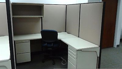 Cubicles Office Cubicles 6X6 Haworth Brand, High Quality, Discounted