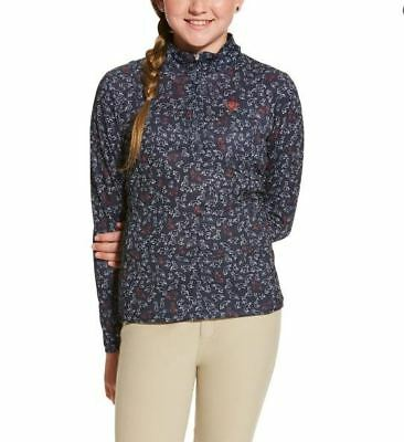 Ariat Sunstopper Kids Shirt Horse Riding