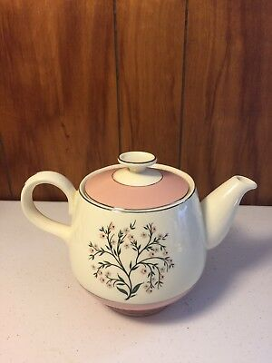 Homer Laughlin Eggshell D 55 N 8 Teapot