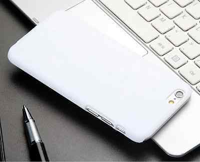 Classic white Ultra Slim Hard Case Cover Matte Finish For iPhone-6 4.7