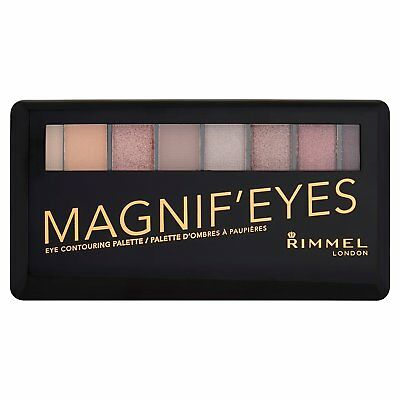Rimmel Magnif'Eyes Eye Contouring Eyeshadow Palette