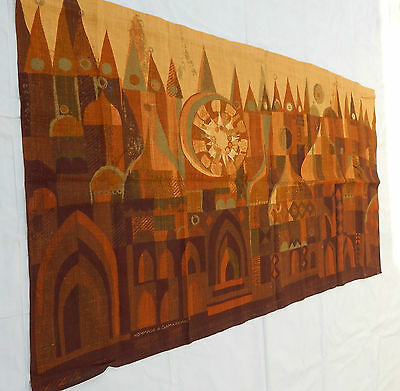 Vintage French Beautiful Scene Tapestry 175x97cm (T609)