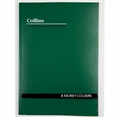 Collins A60 Account Book 8 Money - 10308
