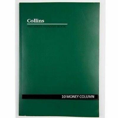 Collins A60 Account Book 10 Money - 10310