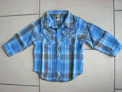 Orchestra - Chemise Manches Longues - Bebe Garcon - 18 Mois - Neuf