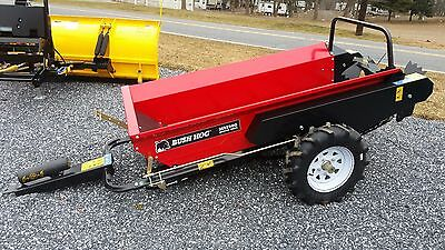 Bush Hog MS250G ground driven manure spreader