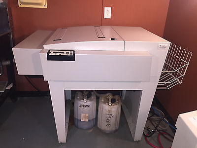 Fujifilm FG-550X Film Processor with Fuji Hunt Compact 20 Developer/Fixer