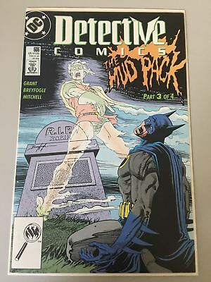 Detective Comics (1937 1st Series) #606 NM Near Mint
