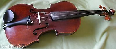 19th century Old redish brown Violin. Very fine instrument