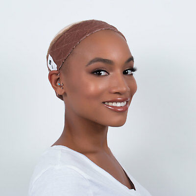 Milano Collection Premium GripCap All In One WiGrip & Wig Cap in Tan