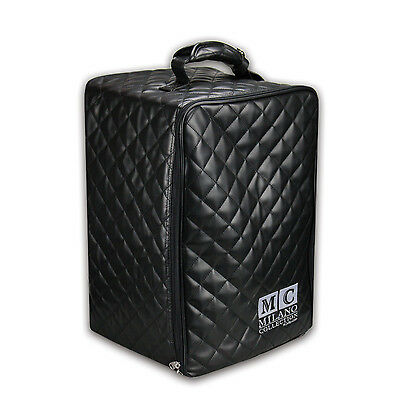 "Milano Collection Premium Large Pro Wig Collapsible Case Box 19"" Tall in Black"