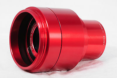 Isco Ultra Star HD Plus High Definition 80mm Projection Lens 1.85 2.4 Exc 109