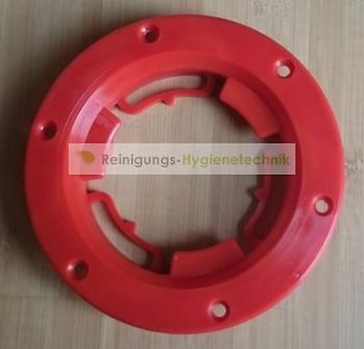 Flange Recording for gansow Cleaning Machines gansow 45, 46, 90 and BS Models
