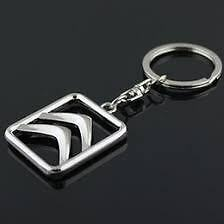 citroen Logo Vehicle Car  Keyring