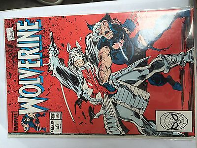 #2#3 #4 #5  Wolverine   Near  Mint  -- Four Comics Total 50% To 70% Discount