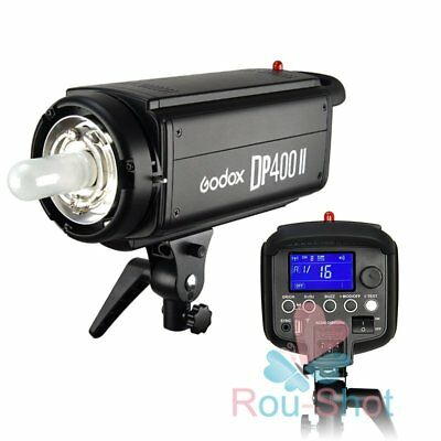 Godox DP400II 2.4G Wireless X System 220V 150W 5600±200K Studio Flash Light【AU】