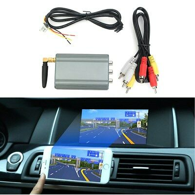 Car Miracast Airplay WiFi Mirror Link Adapter Smartphone Screen Suit Android IOS
