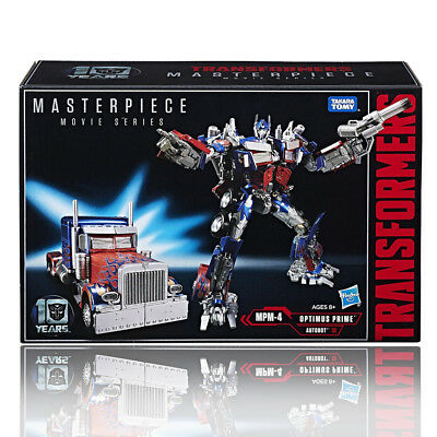 Stock Now 100% Takara Transformers Masterpiece 10th MPM-04 MPM04 Optimus Prime