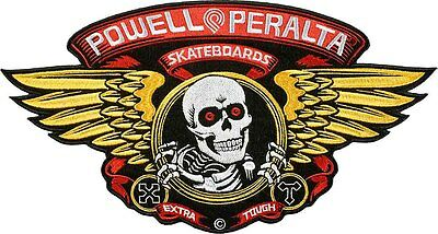 Powell Peralta - Winged Ripper Large Patch