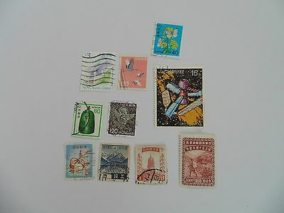 L1672 - Collection Of Mixed China/Japan Stamps