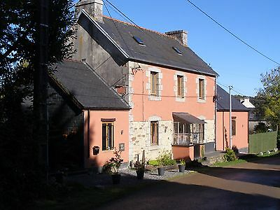 Detached renovated Farmhouse near to Huelgoat, Brittany, France