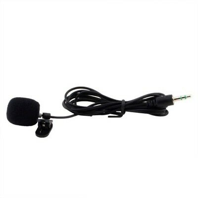 Microphone Hands Free Clip Mini Lapel Voice Tube For PC Notebook Laptop Recorder
