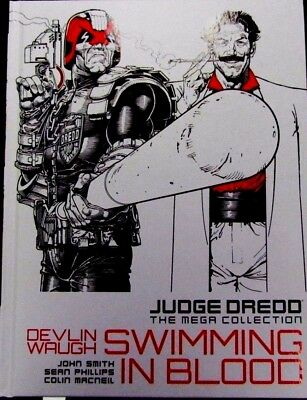 Judge Dredd The Mega Collection Swimming In Blood # 14