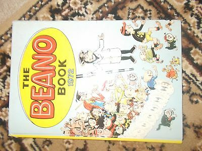 The Beano Book Annual - 1972 - Dennis the Menace