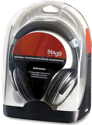 Stagg General Purpose Hi-Fi Stereo Headphones SHP-2300H
