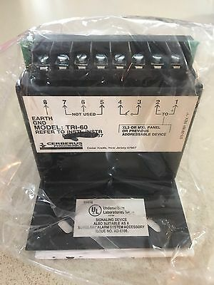 TRI-60 Pyrotronics Addressable Monitor Module - NOS