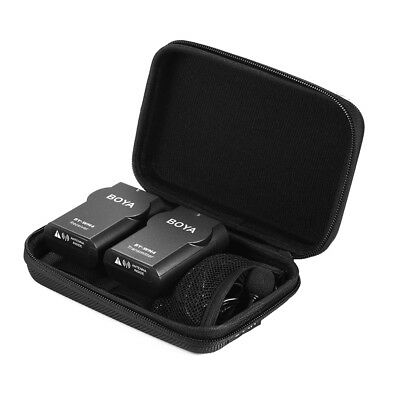 Wireless Lavalier Microphone for Canon Nikon DSLR Camera Camcorder Phones LF791