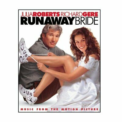 New: RUNAWAY BRIDE - Music From The Motion Picture (Soundtrack/Pop/Rock) CD