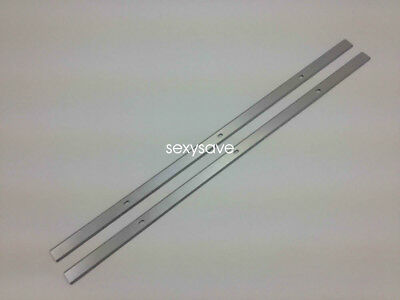 "12.5"" High Speed Steel Planer Knives for Porter Cable PC305TP Set of 2"