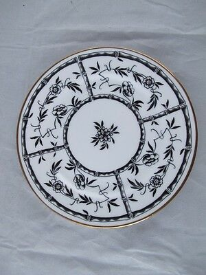 "BLACK BAMBOO by HAMMERSLEY 6 1/4"" Bread & Butter Plate"