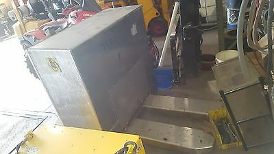 Electric Pallet Jack EE Rated