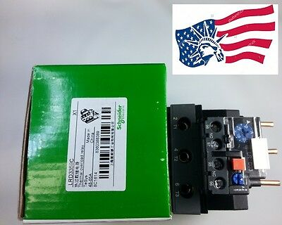New Schneider Thermal Overload Relay LRD3359C 48-65Amp