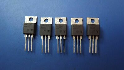 (5PCS) Q4010LTTP LITTELFUSE/TECCOR Triacs 400V 10A 33/43V TO220
