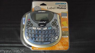 DYMO Personal Label Maker LT-100T LetraTag