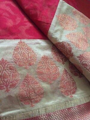Indian Banarasi Sari / Kanchipuram /  Fancy Bridal / Katan Saree 1008