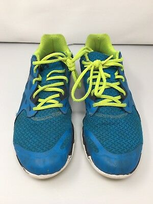 Under Armour Mens Blue Running Sports Shoes Size 8 5