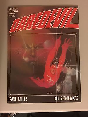 Daredevil Love and War GN (1986 Marvel) #1-1ST NM Near Mint