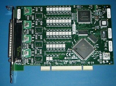 NI PCI-6510 32 Industrial Digital Inputs, Isolated, National Instruments *Tested