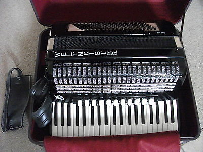 Weltmeister Piano Accordion