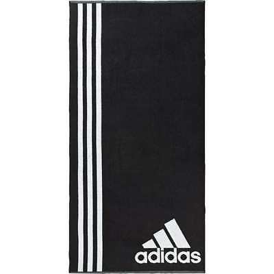"*new* Adidas 100% Cotton Towels Large 54"" X 27"" (2 Colors) Tennis/training/swim"